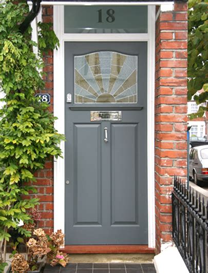 Exterior Door Uk Doors Front Doors Contemporary Edwardian Door