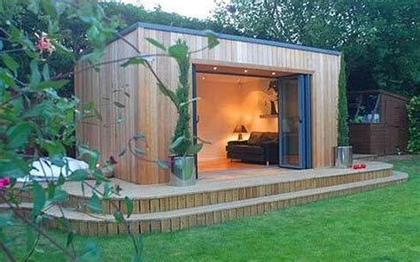 Backyard Shed Man Cave » Simple Home Design