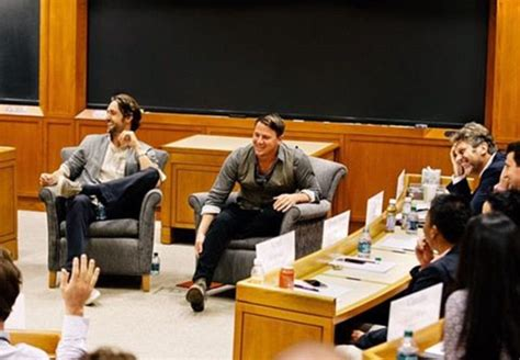 Harvard Mba Tuition 2016 by Channing Tatum Visits Harvard Class To Entertainment