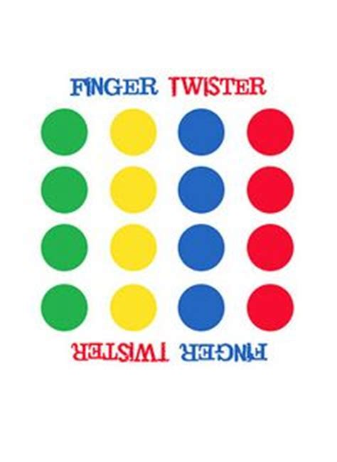printable elf twister printable finger twister board and spinner so i don t have