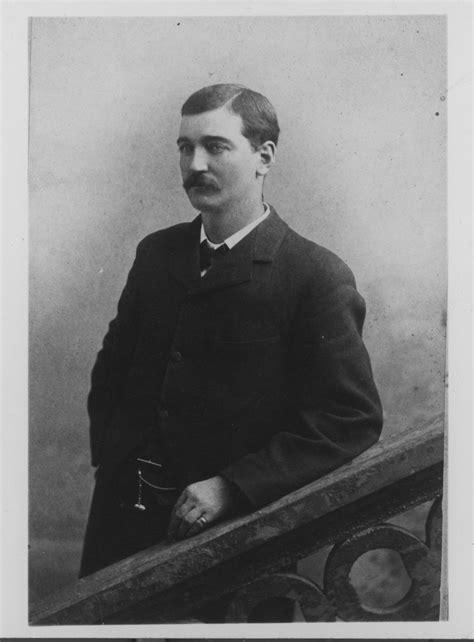"William Barclay ""Bat"" Masterson - Kansas Memory - Kansas"