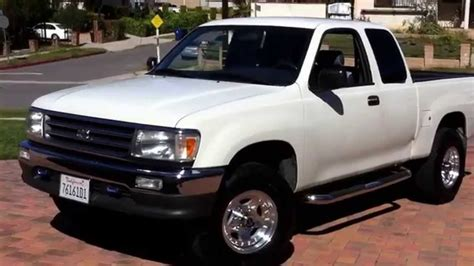 T100 Toyota 1995 Toyota T100 Slightly Lifted