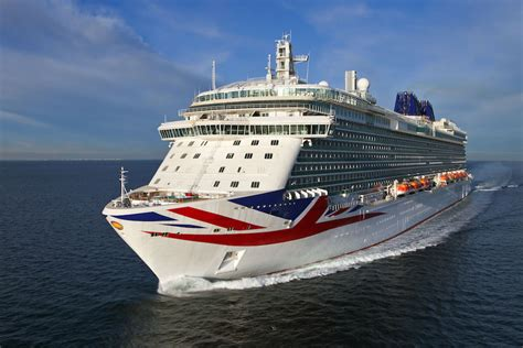 largest cruise ship being built largest cruise ship built by fincantieri for p o cruises yellow finch publishers