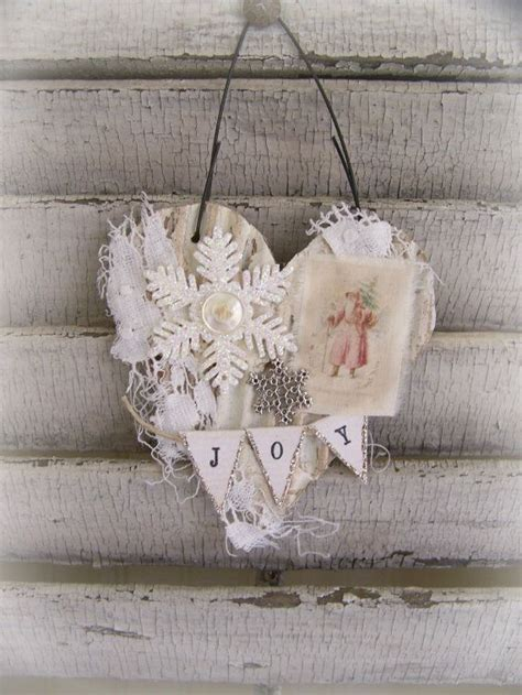 handmade christmas ornament vintage christmas ornament