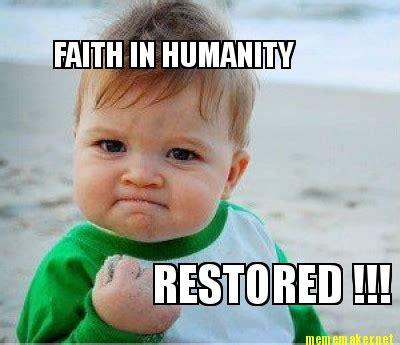 Faith Meme - meme maker holiday time