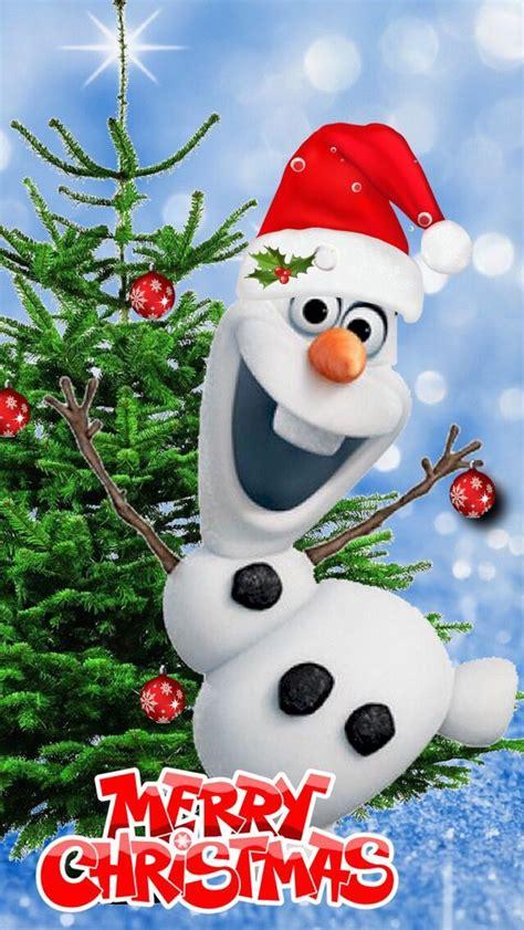 images  olaf  pinterest disney     merry christmas wallpaper