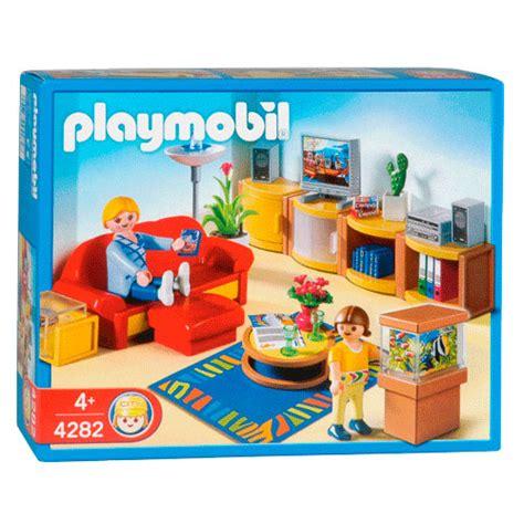 playmobil woonkamer playmobil 4282 grote woonkamer online kopen lobbes nl