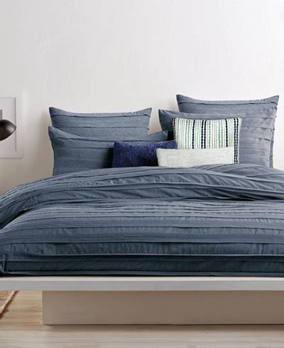 dkny donna karan loft stripe grey color king duvet dkny loft stripe indigo king duvet cover duvet covers
