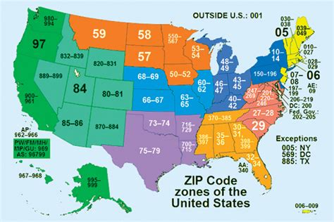 area code of us states zip codes and magazine advertisements age of innocence