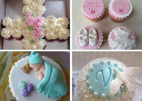 como decorar cupcakes para bautizo 20 ideas de cupcakes para bautizo muy f 225 ciles de hacer