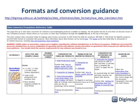 gml format converter webinar digimap data in gis