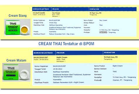 Pemutih Wajah Thai paket pemutih thai dan sabun beras thailand