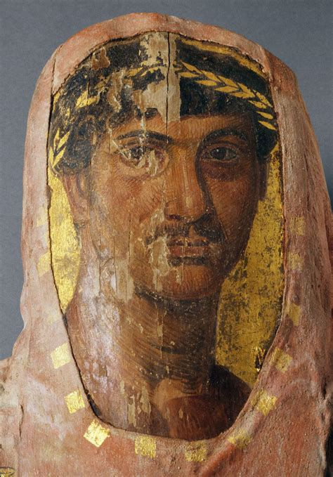 hair in egypt people and technology used in creating a young man s mummy offers clues to cultural exchange and