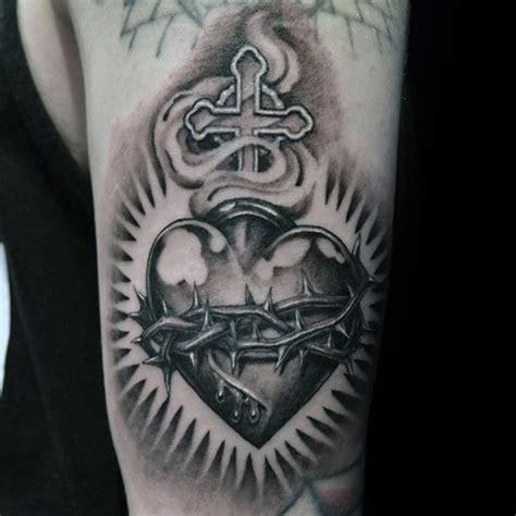 100 sagrado coraz 243 n dise 241 os de tatuajes para los hombres