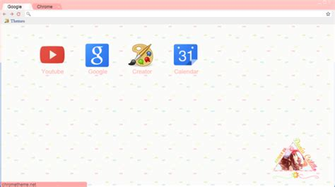 themes google chrome kawaii theme google chrome kawaii pinki by deniszalexandra on