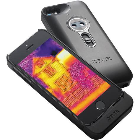 flir flir  thermal imaging case  iphone