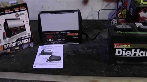 schumacher battery charger reviews schumacher sc 1200a battery charger review