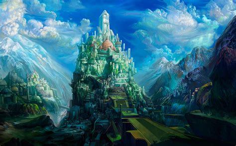 imagenes bonitas bosque de fantasias fondo castillo fantas 237 a