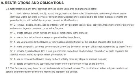 store terms and conditions template terms and conditions for ecommerce stores termsfeed
