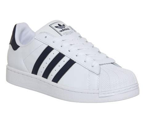 adidas superstar white adidas superstar ii in white for men lyst