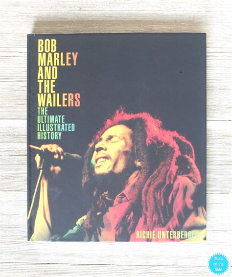 bob marley the illustrated biography bob marley and the wailers the ultimate illustrated history