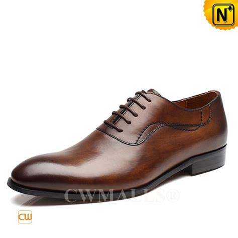 brown oxford dress shoes mens business oxford shoes cw707026