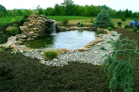 large backyard ponds large ponds building a large pond http www jcpryorlandscape com ponds streams ponds