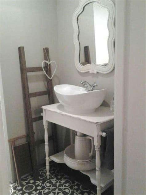 xenos kronleuchter landelijk brocante toilet inspiratie toilet
