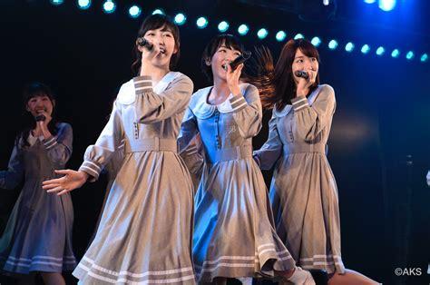 akb48 wasshoi team b photo rina ikoma bids an emotional farewell to akb48 s