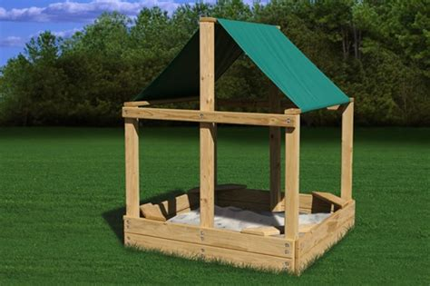 swing sets with sandbox lowest price on wooden swingset or playset plans or kits