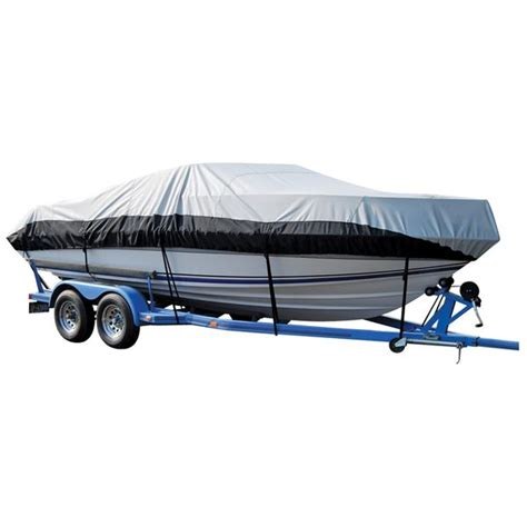 aluminum boat cover taylor made aluminum bass boat cover gray black eclipse