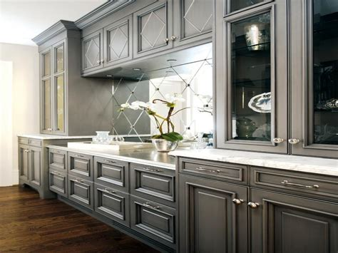 grey tile floors white cabinets grey kitchen cabinets with white countertops glossy tile