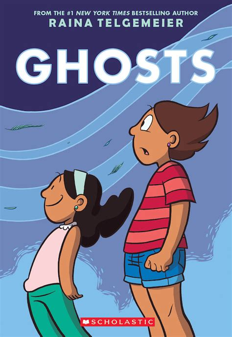 in the mind of cabos coloring book books raina telgemeier unveils cover and preview of ghosts