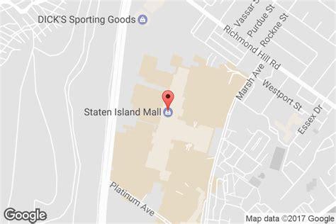 mall hours address directions staten island mall
