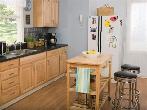 Small Kitchen With Island | small kitchen islands pictures options tips ideas