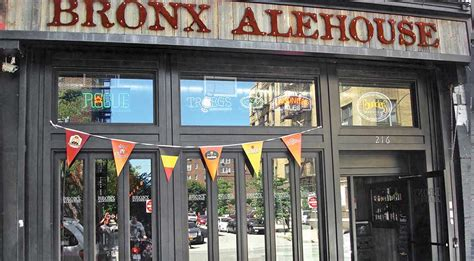 bronx ale house the top places to watch super bowl in nyc