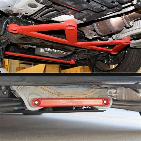 sirimoto rad subframe suspension kit for 2013 honda civic