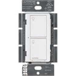 Lowes Kitchen Cabinet Hardware shop lutron caseta wireless 6 amp wireless white indoor