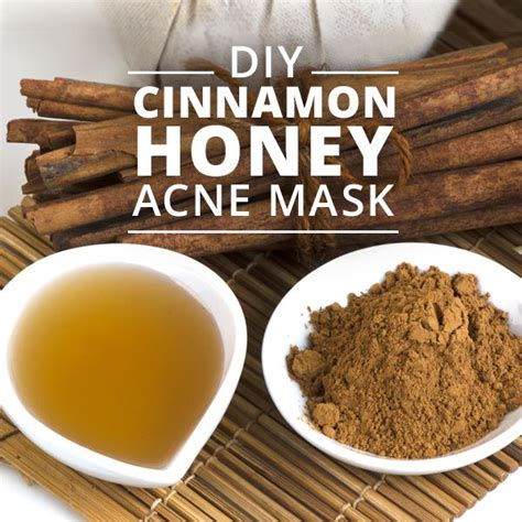 mask diy acne 1000 ideas about honey cinnamon mask on diy acne mask acne mask and