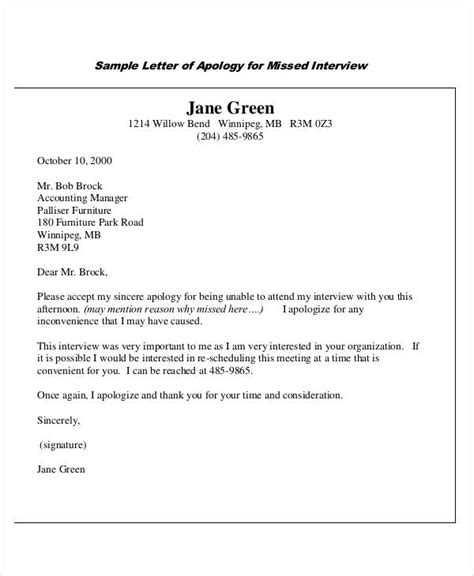 apology letter templates 22 free word pdf documents