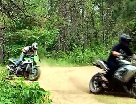 Cross Motorrad 350ccm by Superbike Vs Offroad Motorcross Motorr 228 Der Werden