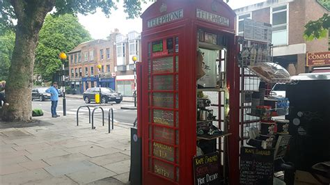 Bookcrossing Telephone Boxes Are The New Cafes by Cabine Telef 244 Nica De Londres Hist 243 Ria E Curiosidades