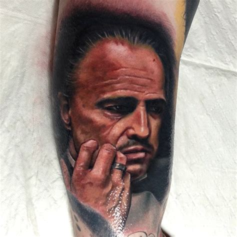 godfather tattoo designs godfather tattoos askideas