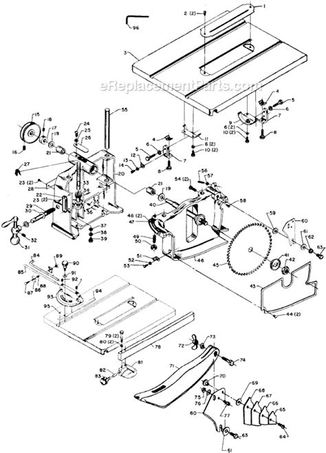 delta 34 111 parts list and diagram type 1