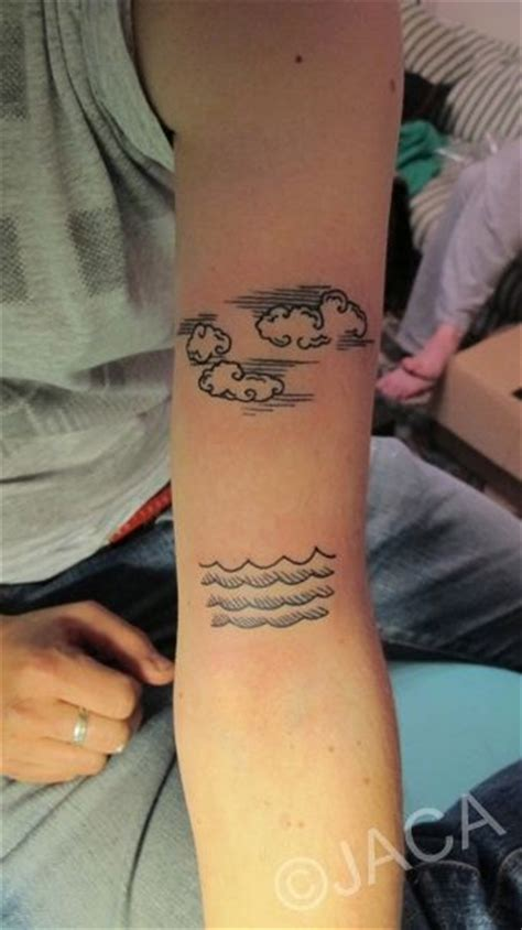 small cheap tattoos 24 best cloud images on