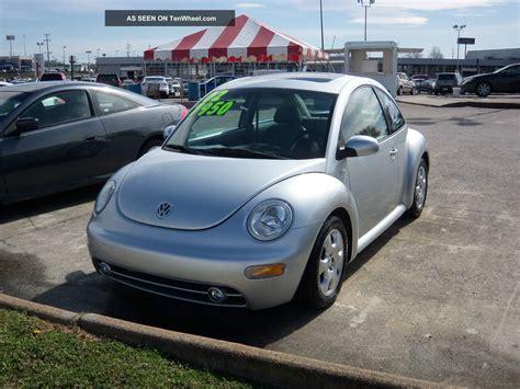 2002 volkswagen tdi 2002 volkswagen beetle gls tdi diesel blue ox rv motorhome