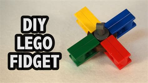 lego tutorial how to make your own brickfilm make your own lego fidget spinner tutorial diy how to