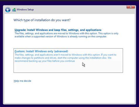 cara install windows 10 dari dvd cara mudah install windows 10 dengan flashdsik dvd