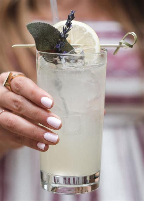 lavender cocktail easy lavender lemon cocktail the a dallas