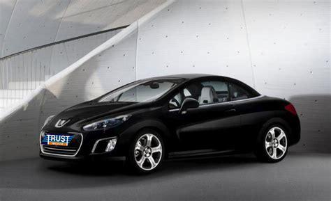 Peugeot 308 Cabrio Auto   Trust Rent A Car Chania